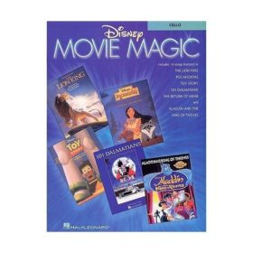 Disney Movie Magic - Cello