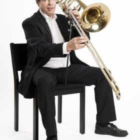 ERGObone Trombone Support