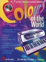 Colours of the World - Accordeon