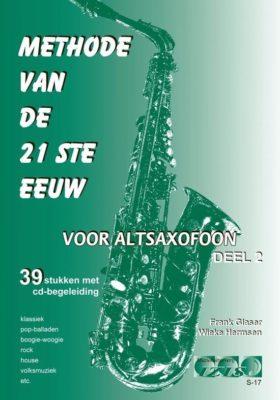 Methode van de 21 ste eeuw deel 2 - Alto Saxophone