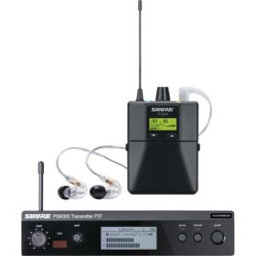 Shure PSM300 Pro Bodypack With Se215 CL