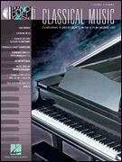 Piano Duet Play-Along Volume 7; Classical Music