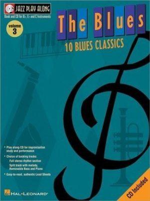 Jazz Play Along: Volume 3 - The Blues