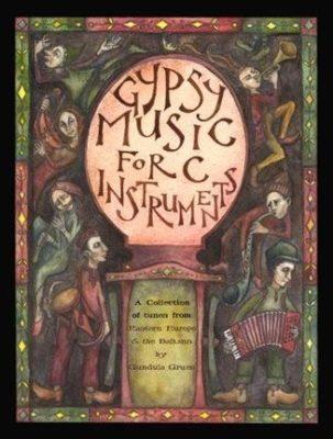 Gypsy Music - voor C-Instrumenten