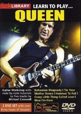 Learn To Play: Queen