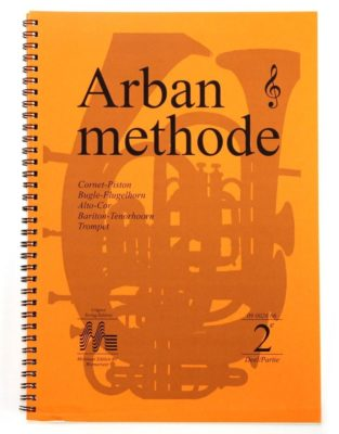 Arban Methode Trompet - Deel 2
