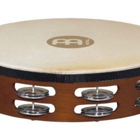 Meinl TAH2A-AB Traditional Goat-Skin Wood Tambourine
