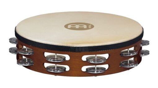 Meinl TAH2A-AB Traditional Goat-Skin Wood Tambourine