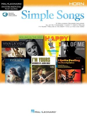 Simple Songs (+Audio Access)