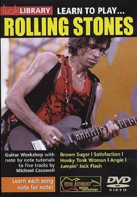 Learn To Play Rolling Stone