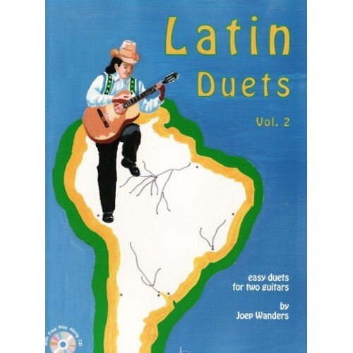 Latin Duets, Deel 2