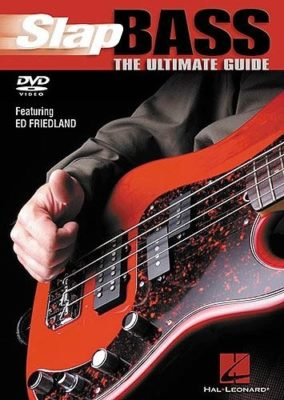 Slapbass The Ultimate Guide DVD