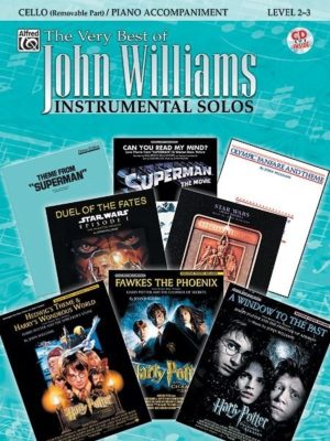 The Very Best of John Williams - Cello
