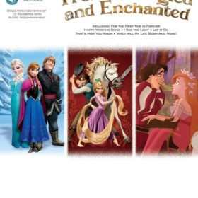 Songs From Frozen; Tangled & Enchanted - Alto Sax
