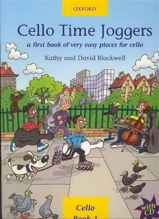 Cello Time Joggers 1