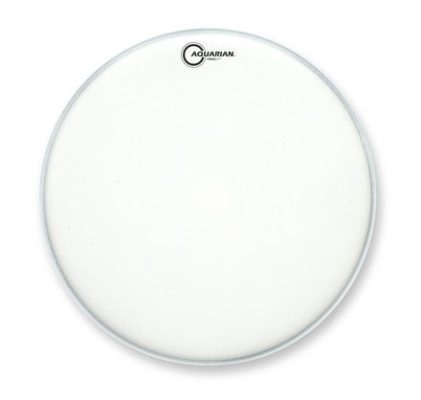 "Aquarian 18"" Full Force 1 Coated White"
