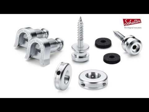 Schaller S-Locks Nickel