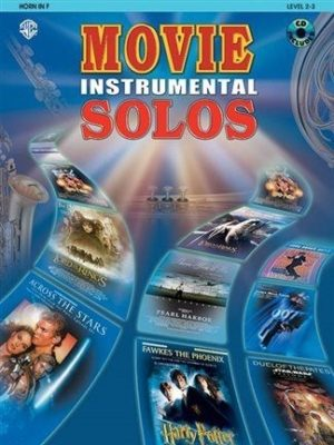Movie Instrumental solos - F Horn