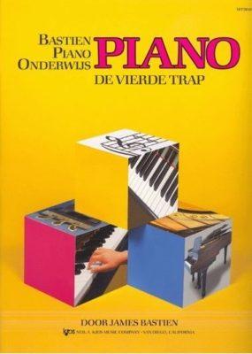 Bastien Piano Onderwijs; De Vierde Trap (NL)