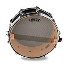 Evans S14H30 Hazy 300 Snare Side
