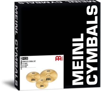 Meinl HCS Complete Cymbal Set
