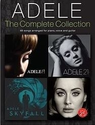 Adele: The Complete Collection (PVG)