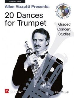 Allen Vizzuti: 20 Dances for Trumpet