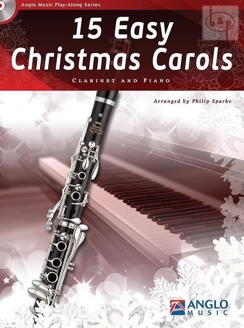 15 Easy Christmas Carols (Clarinet and Piano)