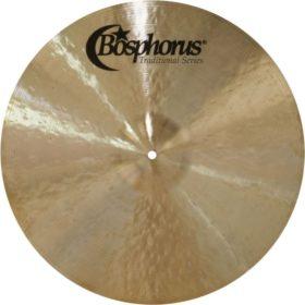 "Bosphorus 18"" Traditional Series Crash Paper Thin"