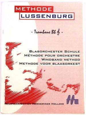 Methode Lussenburg Trombone Bb