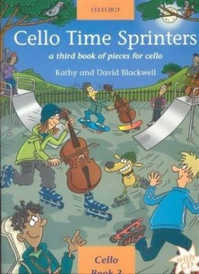 Cello Time Sprinters 3