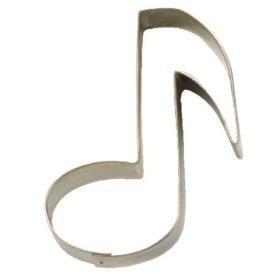 Koekjes Uitsteekvorm: 1/8 Muzieknoot
