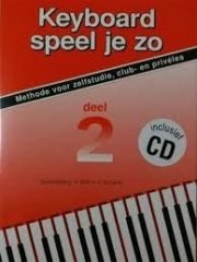 Keyboard Speel Je Zo 2 (+CD)