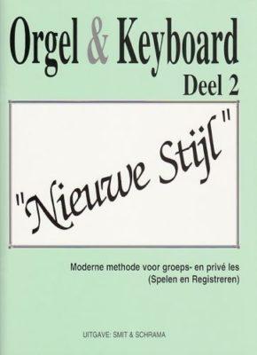 Orgel & Keyboard Nieuwe Stijl 2