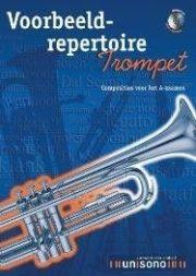 Voorbeeldrepertoire A - Trumpet