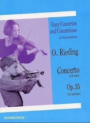 Rieding; Concertino in B minor Opus 35