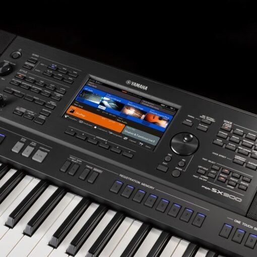 Yamaha PSR-SX900 showmodel staat voor u klaar