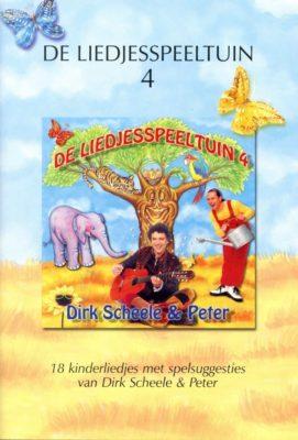 Dirk Scheele; De Liedjesspeeltuin 4