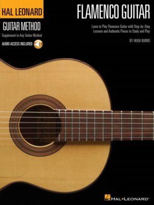 Hal Leonard Flamenco Guitar Method (+Audio Access)