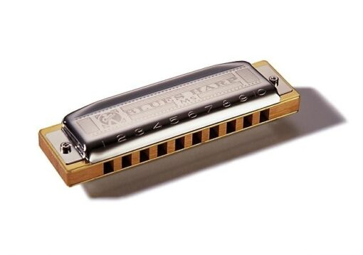 Hohner Blues Harp MS C