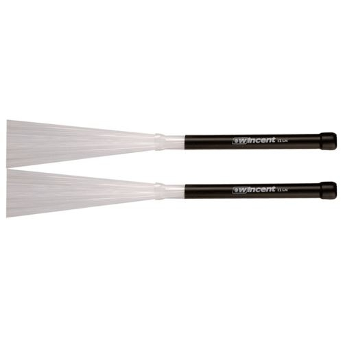 Wincent 12LN Nylon Brushes