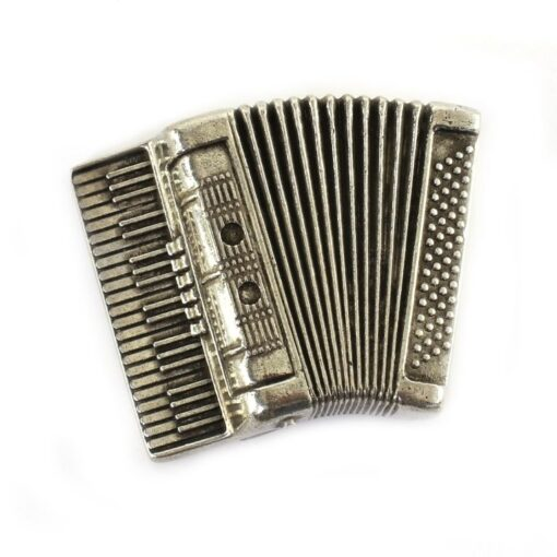 Accordeon Zilvertin