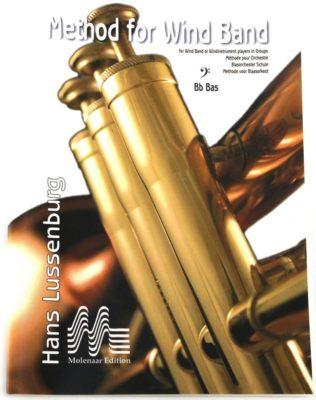 Hans Lussenburg; Method for Wind Band Bb Bas (BC)