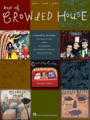 Best Of Crowded House (PVG)