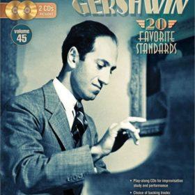 Jazz Play-Along: Volume 45 - George Gershwin