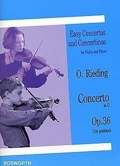 Concert D Op.36