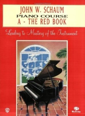 Piano Course A The Red Book