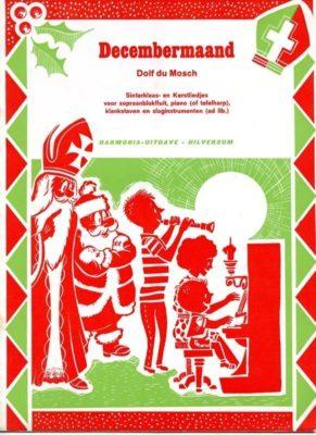 Decembermaand (blokfluit en piano)