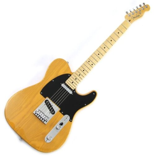 Fender American Deluxe Telecaster Ash Butterscotch Blonde MN