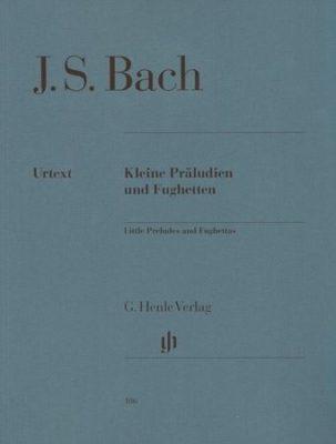 J.S. Bach; Kleine Praeludien und Fughetten